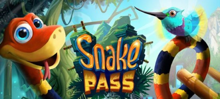 Snake Pass sort sur PC, Xbox One, PS4 et Nintendo Switch
