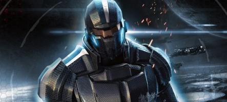 Découvrez Mass Effect Andromeda en 4K