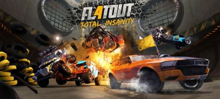 (TEST) Flatout 4 : Total Insanity (PS4, Xbox One)