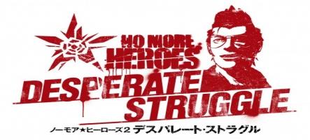 No More Heroes 2 : pas de compatibilité Wii Motion +