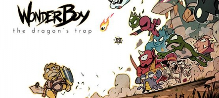 (TEST) Wonder Boy: The Dragon's ...