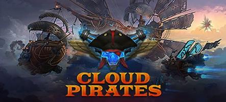 Cloud Pirates : un nouveau MMO. Avec des pirates.