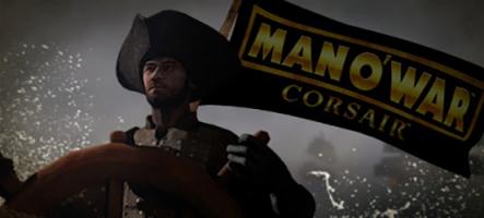 Man O' War: Corsair, bateaux, sur l'eau