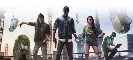 Watch Dogs 2 : Un nouveau DLC disponible