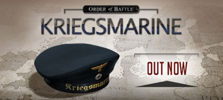 Order of Battle Kriegsmarine est disponible