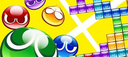 Nintendo Switch : Puyo Puyo Tetris s'illustre !