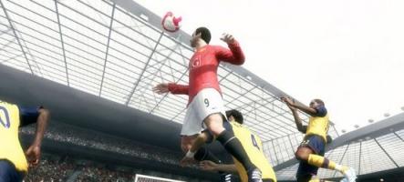 Fifa 10, la pub anglaise
