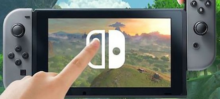 Nintendo Switch : pas disponible avant la fin du mois