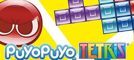 (TEST) Puyo Puyo Tetris (Nintendo Switch, PS4)
