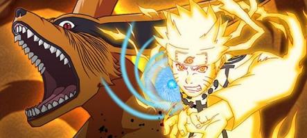 Naruto Online vous met le feu