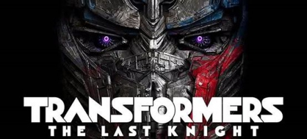 Transformers : The Last Knight, bande-annonce numéro 3