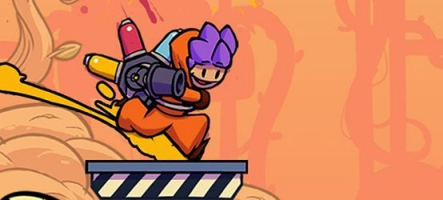Splasher repeint aussi la PS4, la Xbox One et la Nintendo Switch