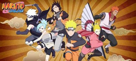 Naruto Online : Une mise à jour...