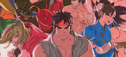 (TEST) Ultra Street Fighter II :...