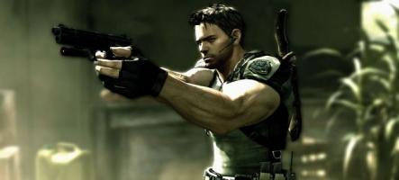 L'édition Director's Cut pour Resident Evil 5 utilisera le Sony Motion Controller