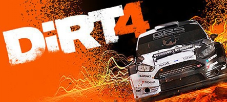 (TEST) Dirt 4 (PC, Xbox One, PS4)