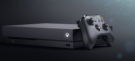 La Xbox One X vendue à perte ?
