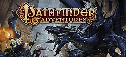 Pathfinder Adventures : un nouveau jeu de cartes sur PC