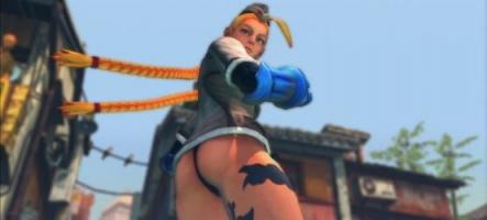 Un nouveau combattant gratos pour Street Fighter IV