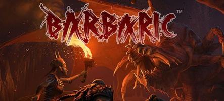 Découvrez Barbaric, le nouveau rogue-like fantasy