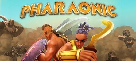 Pharaonic : un jeu d'action sur Xbox One et PS4