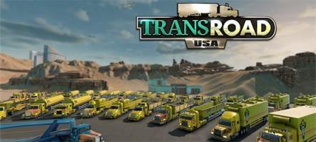TransRoad: USA vous transforme en routier redneck
