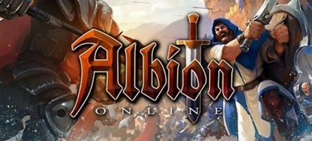 Albion Online est enfin disponible
