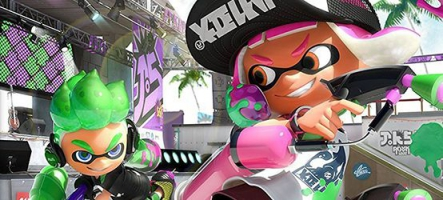 (TEST) Splatoon 2 (Nintendo Switch)