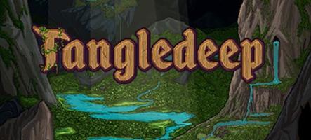 Tangledeep : le RPG façon SNES est disponible