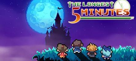 The Longest Five Minutes annoncé sur Nintendo Switch, PC et PS Vita