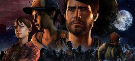Telltale annonce de nouveaux jeux Batman, The Walking Dead et The Wolf Among Us