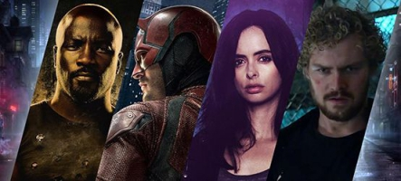 Marvel's The Defenders : la nouvelle bande-annonce !