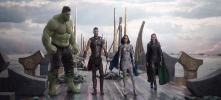 Thor : Ragnarok, la nouvelle bande-annonce