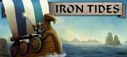 Iron Tides : Un jeu de rôle tactique avec des vikings