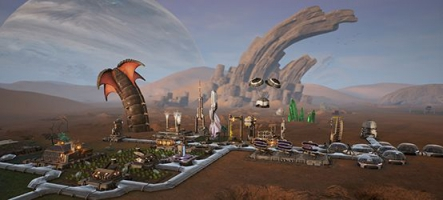 Aven Colony est disponible !