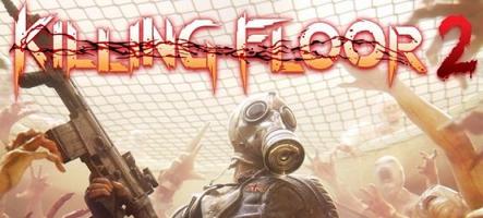 Killing Floor 2 annoncé sur Xbox One et Xbox One X