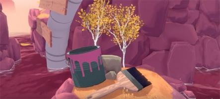 The Gardens Between, un nouveau jeu d'aventure étrange