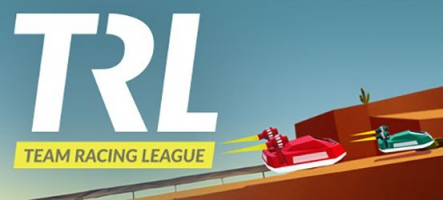 Team Racing League : un mélange de MOBA et de courses