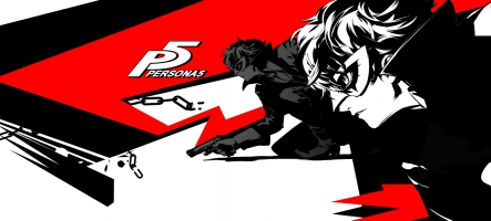 Persona 5 : 1,8 million de copies distribuées dans le monde