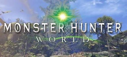 Monster Hunter : World dévoile trois vidéos