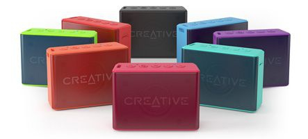 Test de l'enceinte Bluetooth Creative Muvo 2C