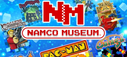 (TEST) Namco Museum (Nintendo Switch)