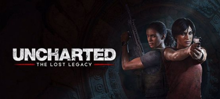 Uncharted : The Lost Legacy fait tout péter