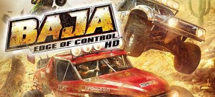 Baja: Edge of Control HD, un jeu de courses offroad