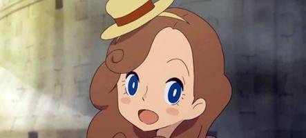 Lady Layton arrive sur Nintendo 3DS