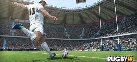 Rugby 18 : le seul espoir de briller pour l'équipe de France ?