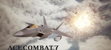 Ace Combat 7 montre ses combats