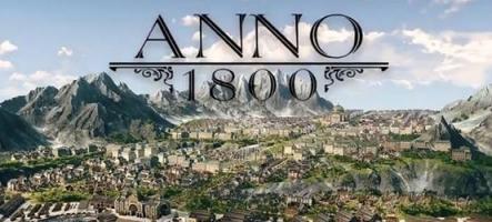 Anno 1800 annoncé par Ubisoft