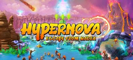 Hypernova: Escape From Hadea, un jeu de stratégie en monde ouvert