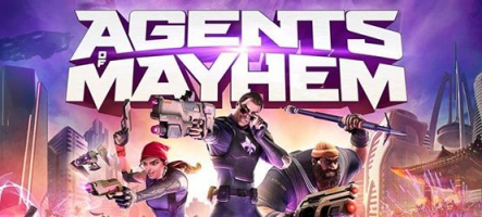(TEST) Agents of Mayhem (PC, PS4, Xbox One)